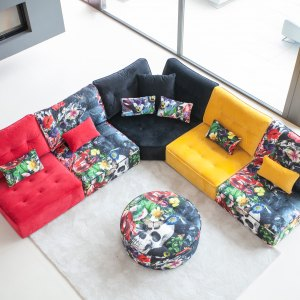 Fama Arianne Love sofa collection