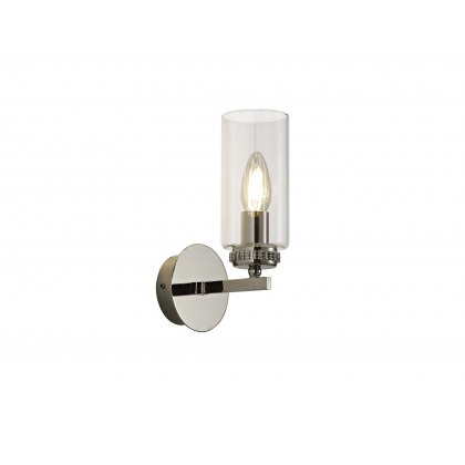 Domecelle Nickel Single Wall Light