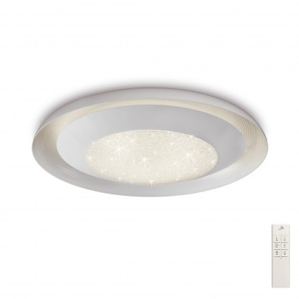 Galaxy White Tunable Large flush light