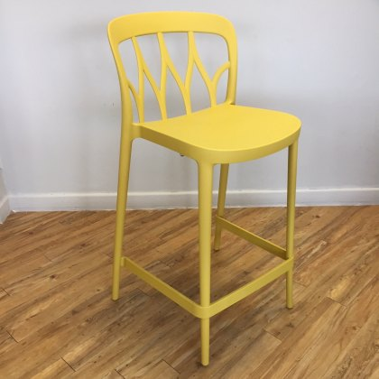 Galaxy Low Barstool