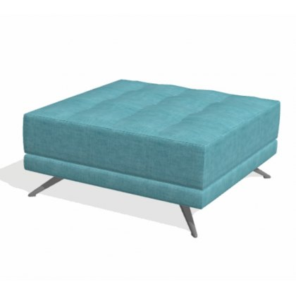 Fama Pacific square PG footstool