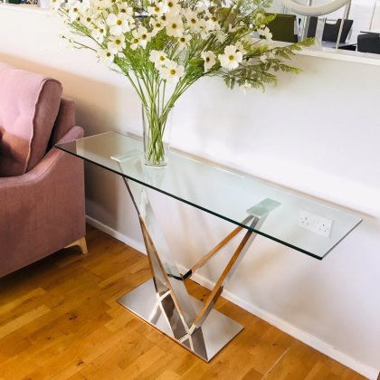 Stirling Console Table