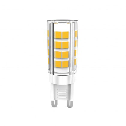 G9 Dimmable LED 4w 3000k 350lm Pixy