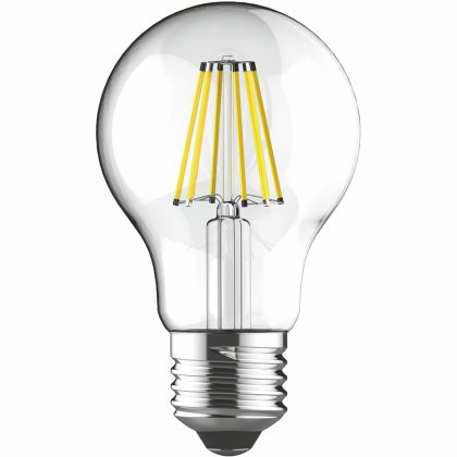 E27 LED GLS 12w 1521lm 2700K dimmable clear lamp