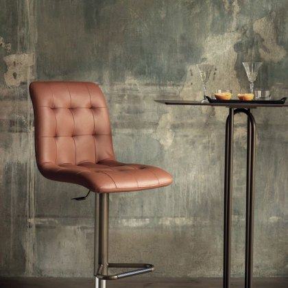 Bontempi Casa Kuga adjustable barstool