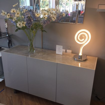Spiral table light