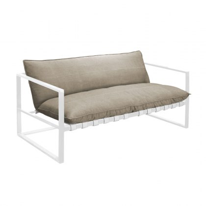 Cloud outdoor garden 2 seater sofa