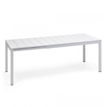 Nardi Rio outdoor extending dining table 140-210cm