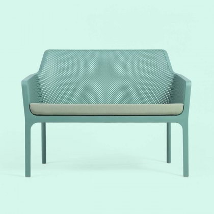 Nardi Net outdoor bench seat pad