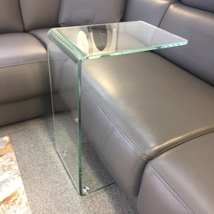 Toulon Crystal Side Table