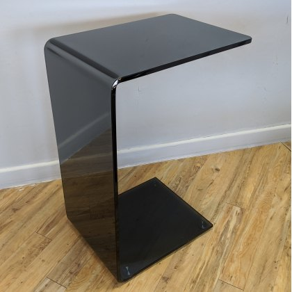 Toulon Smoked Side Table