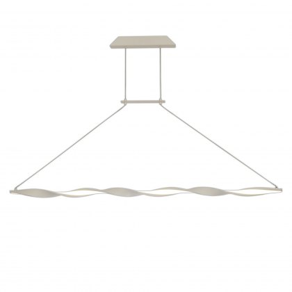 Melilla Bar Twist Pendant Light