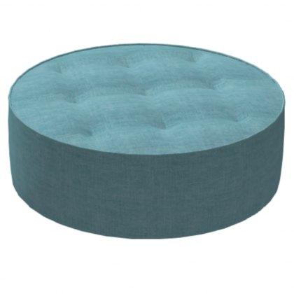 Fama Arianne Love Round Footstool Module