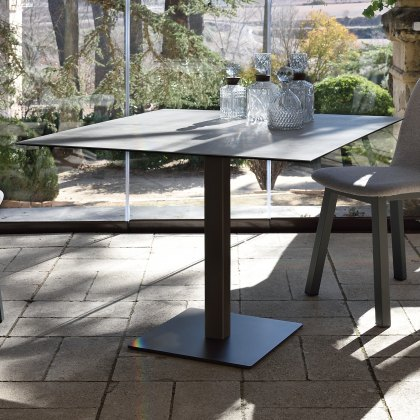 Alicante Dekton Square Dining Table
