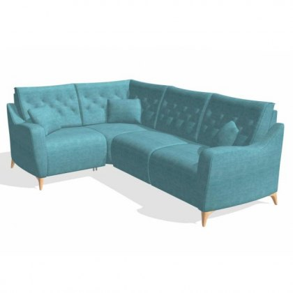 Fama Avalon Medium 2 Seater Corner Left