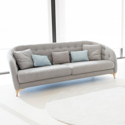 Fama Astoria fabric 4 Seater A sofa