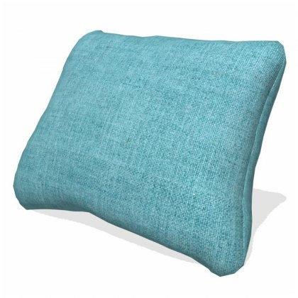 Fama Astoria fabric lumbar cushion