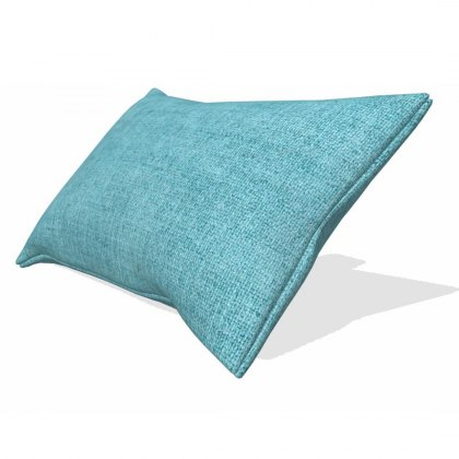 Fama Astoria fabric butterfly headrest cushion