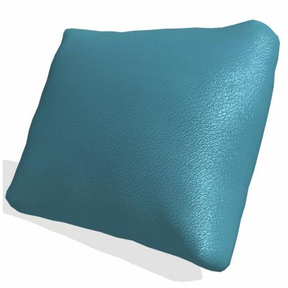 Fama Astoria leather arm cushion