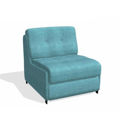 Fama Bolero Armchair bed armless