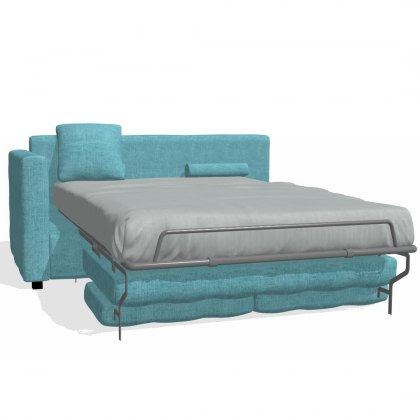 Fama Bolero 3 seater sofabed left straight arm module