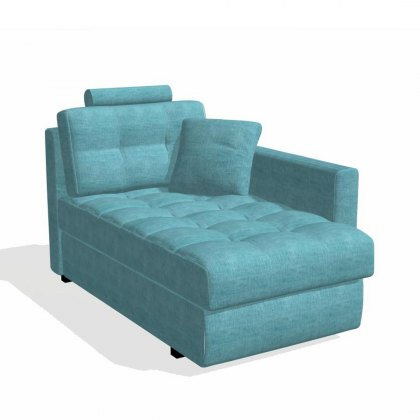 Fama Bolero Chaise right module