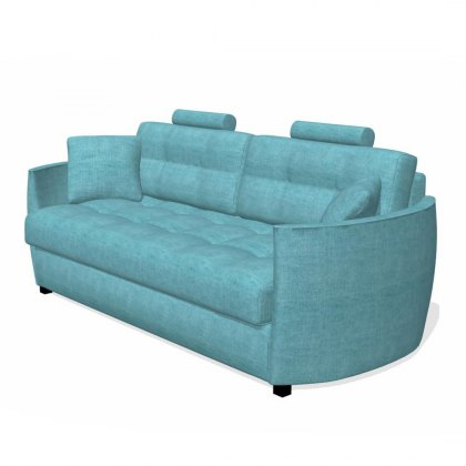 Fama Bolero 4 seater sofa curved arm