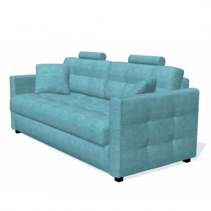Fama Bolero 4 seater sofa straight arm