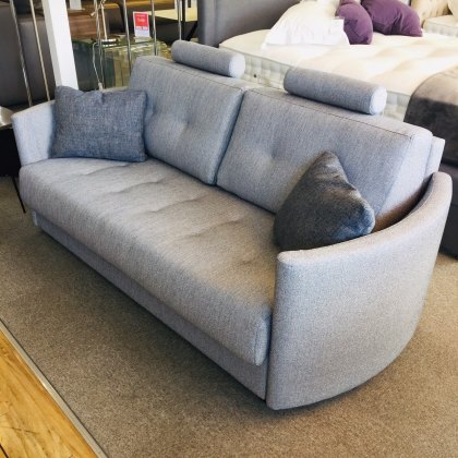 Fama Bolero 3 seater sofa curved arm