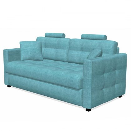 Fama Bolero 3 seater sofa straight arm