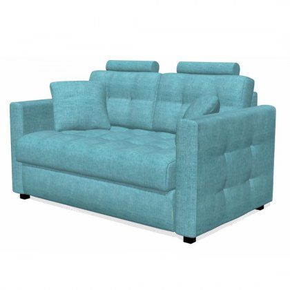 Fama Bolero 2 seater sofa straight arm