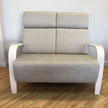 Noja fabric 2 seater sofa