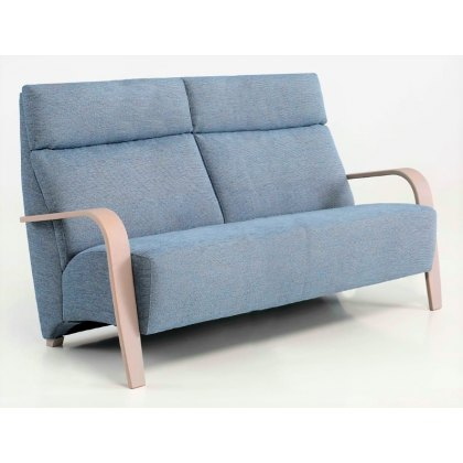Noja fabric 3 seater sofa