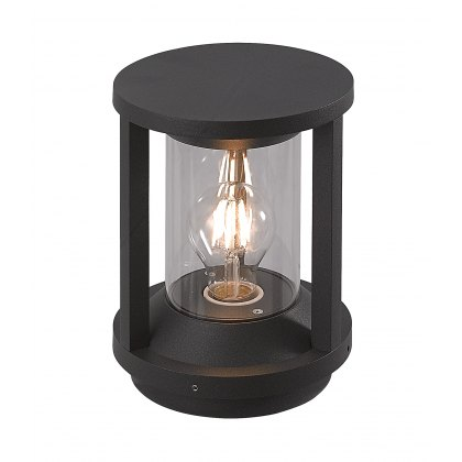 Monzon coastal outdoor anthracite small pillar light