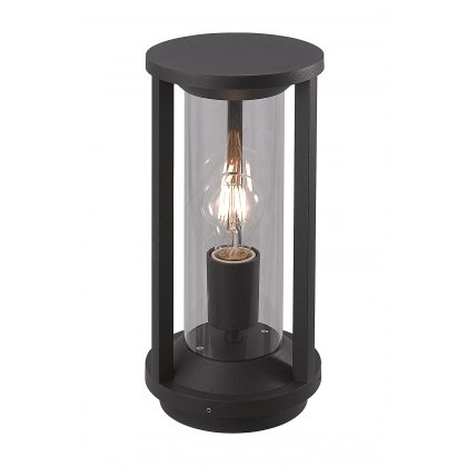 Monzon coastal outdoor anthracite medium pillar light