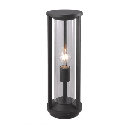 Monzon coastal outdoor anthracite large pillar light