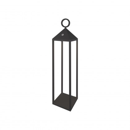 Large carrige lantern graphite