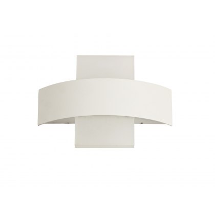 Lastor coastal Outdoor white Wall Light