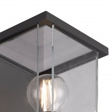Yecla Coastal Twin Wide wall graphite light