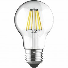 E27 LED GLS 12w 1521lm 4000K dimmable clear lamp