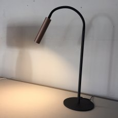 Pinet copper table light