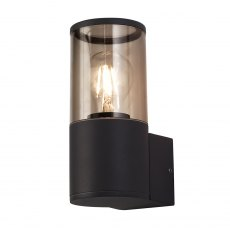 Malvern coastal smoked single wall light