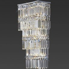 Galicia XL crystal wall light
