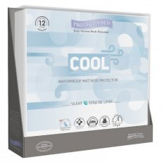 Tencel Cool Mattress Protector 2 in 1