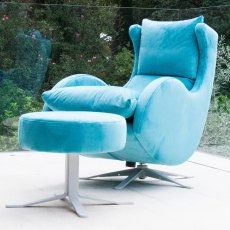 Fama Lenny Fabric Chair