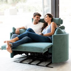 Fama Moonrise XL You&Me Reclining Armchair