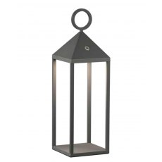 Small carrige lantern graphite