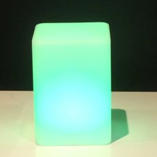 Square lamp RGB