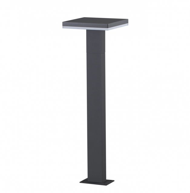 Julia Jones Torrent Coastal Square post anthracite light