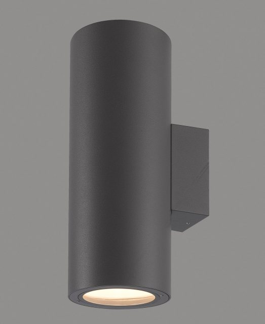 Large coastal anthracite pillar light